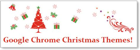 themes for google chrome christmas google chrome themes christmas holiday themes