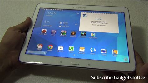 Samsung Tab 4 Berapa Samsung Galaxy Tab 4 10 1 Inch Unboxing Review Benchmarks Software And Overview
