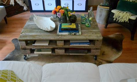 Pallet Coffee Tables The Poor Sophisticate Pallet Coffee Table Tutorial