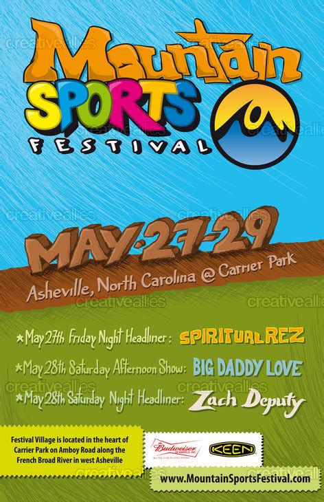 sports day poster template mountain sports festival poster by mathew prada