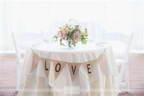 wedding banner for top table 93 wedding table with sweetheart table the