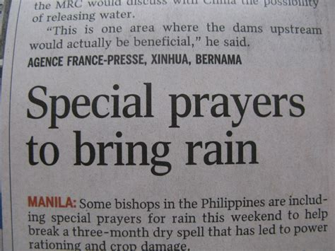 prayers for rain praying for rain one day at a time
