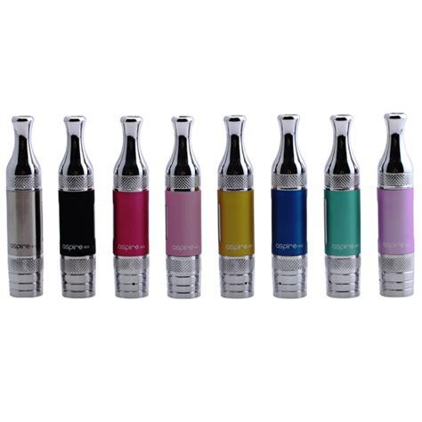 aspire bvc et s glass version clearomizer 1 8 ohm silver