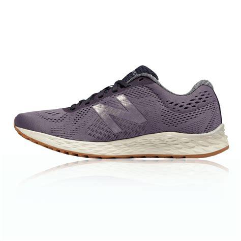 new balance fresh foam arishi womens purple running sports