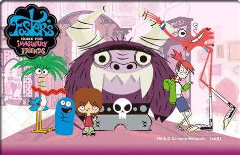 foster s home for imaginary friends images fosters