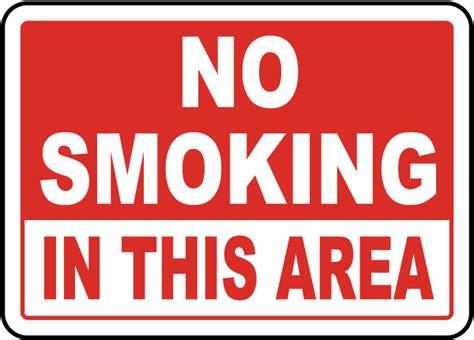 no smoking in this area sign nhe 25185 smoking area no smoking area sign by safetysign com j2509