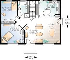Simple 2 Bedroom House Plans High Resolution Two Bedroom House Plans 6 2 Bedroom House Simple Plan Smalltowndjs