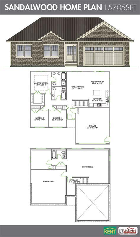 sandalwood home plan kent building supplies