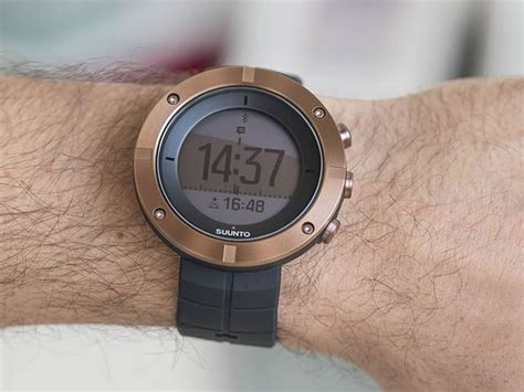 Suunto Kailash Silver buy suunto kailash copper gps outdoor travel smart ss021815000 buy watches