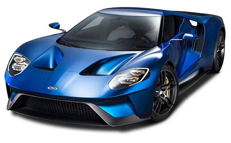 ford car png ford gt blue car png image pngpix