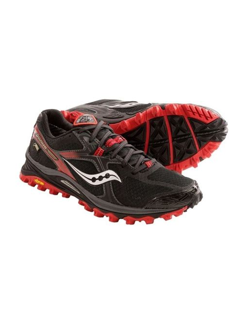 saucony waterproof trail running shoes saucony saucony xodus 5 0 tex trail running shoes