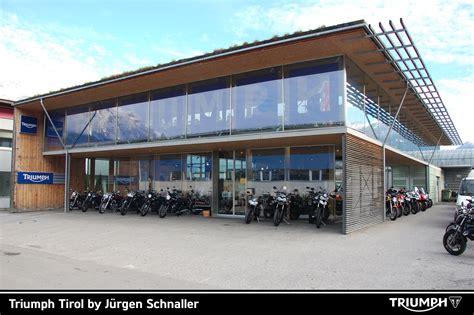 Triumph Motorrad Unternehmen by Unser Unternehmen Triumph World Tirol
