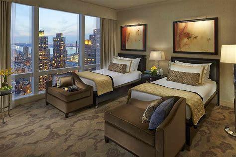 h 233 bergements de luxe 224 manhattan mandarin new york