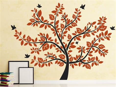 Wandtattoo Lebensbaum Kinderzimmer wandtattoo lebensbaum wandtattoo de