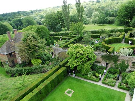 backyard landscape photos garden tour sissinghurst castle garden wellywoman