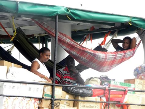 Lady Northcote sets sail for Port Kaituma   Stabroek News