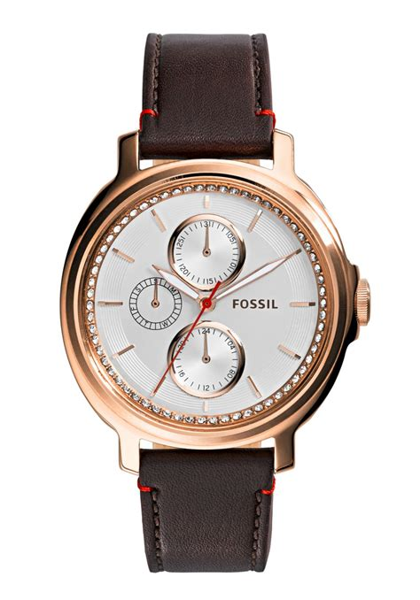 Fossil Chelsey Gold Es3923 fossil chelsey multifunction es3594 nur 129 00