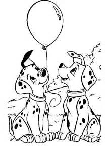 101 dalmatians coloring pages coloringpages1001