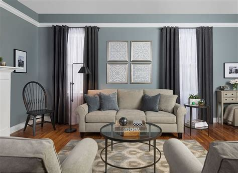 benjamin moore colors for living room benjamin moore rainstorm blending in pinterest
