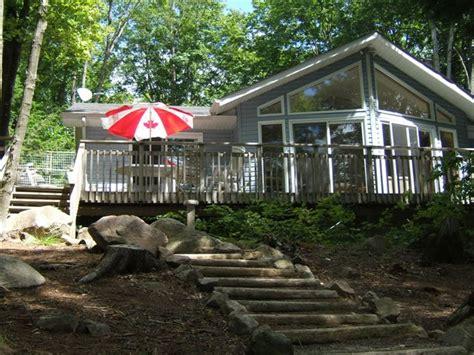 Cottage Listings Muskoka by Leech Lake Leech Lake Muskoka Cottages Waterfront