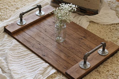home decor tray coffee table tray decor wood coffee table tray home decor