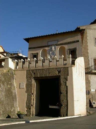 bed and breakfast porta romana hotel albergo diffuso paliano frosinone