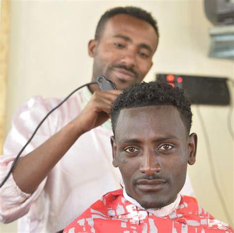 Ethiopian Mens Hair Style | need a hair cut in ethiopia