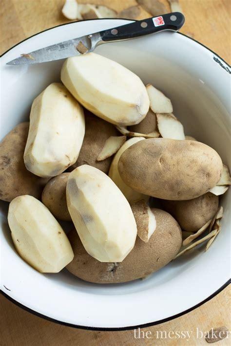 Potato Tutorial by Mashed Potato Tutorial One Sweet Mess