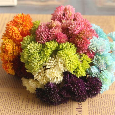 decorative flower new arrival artificial succulents micro landscape