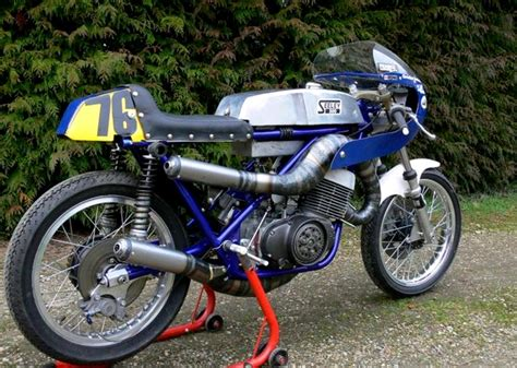 Suzuki T500 Cafe Racer Suzuki T500 Post Classic Racer Bikes I