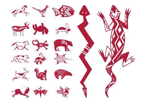 eps native format native american designs download free vector art stock