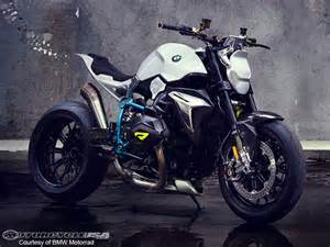 Bmw Roadster Motorcycle Bmw Concept Roadster Photos Motorcycle Usa
