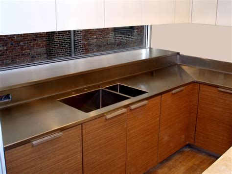 stainless with stainless steel countertops with sinks ideas