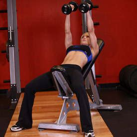 hammer grip bench press hammer grip incline db bench press exercise guide and video