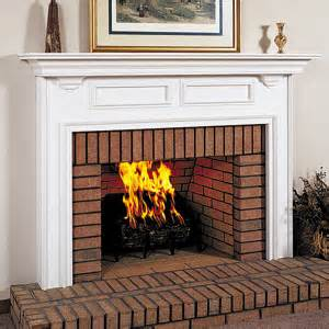 williamson traditional wood fireplace mantel surrounds