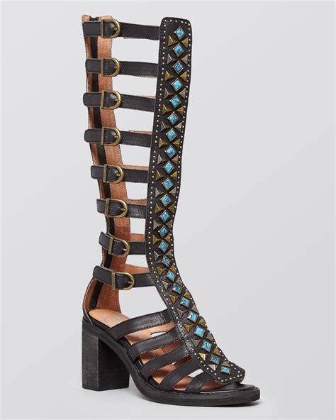 jeffrey cbell knee high gladiator sandals jeffrey cbell gladiator sandal 28 images jeffrey cbell