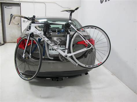 Bike Rack For Toyota Corolla Toyota Corolla Thule Gateway Xt 2 Bike Rack Trunk Mount