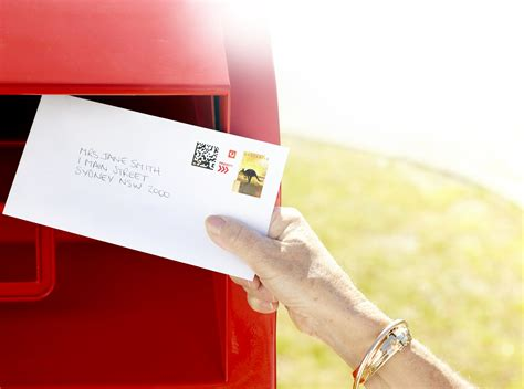 Letter Box Australia st prices australia post