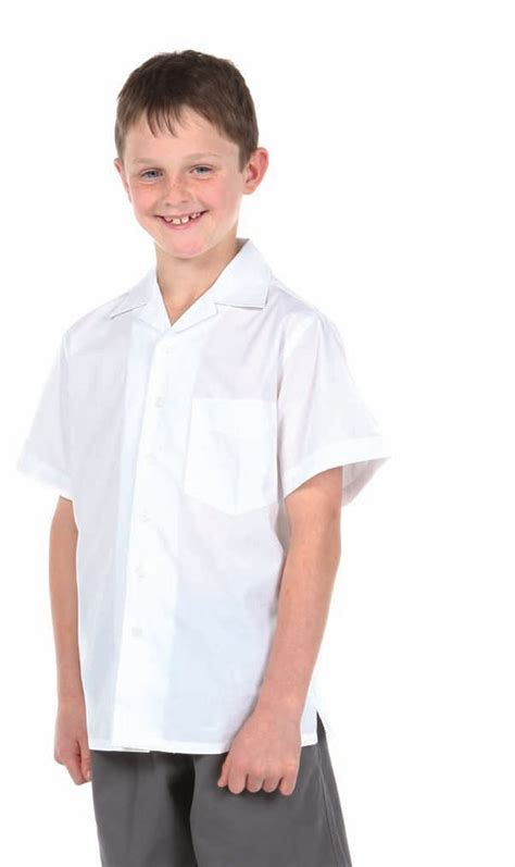 boys short sleeve polo for toddlers school uniform boys flat collar shirt school white uniform kids top short