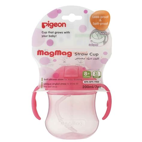 Gasket Pigeon Straw magmag step 3 straw cup pigeon singapore and