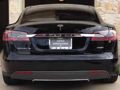 Tesla Safety Features 2016 Tesla Model S Review Global Cars Brands
