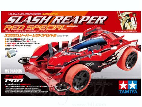 Tamiya Slash Reaper slash reaper special ms chassis mini 4wd limited by tamiya hobbylink japan