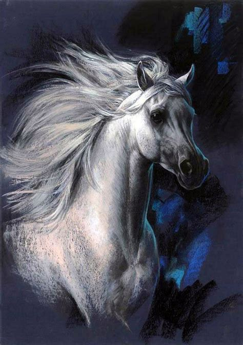369 best images about arabian horses in art on pinterest