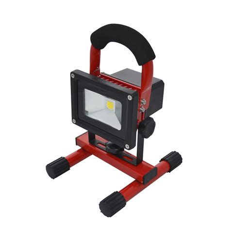 10w rechargeable flood light led flood light 10w rechargeable starledtechnology