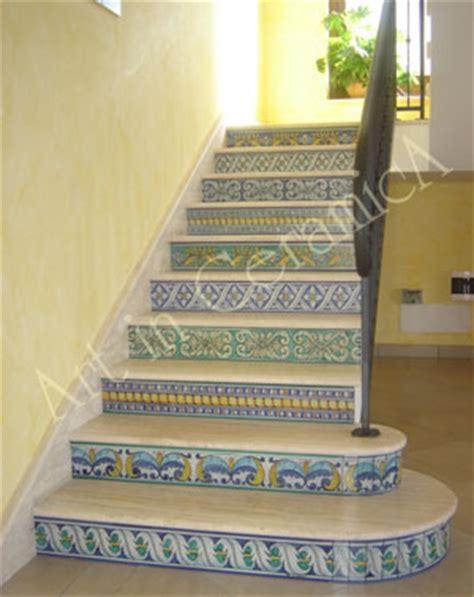 scale in ceramica per interni il pavimento delle scale in ceramica