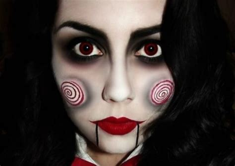 tutorial di makeup per halloween trucchi per un look trucco da vira per halloween fotogallery donnaclick