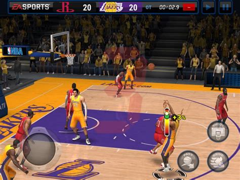 free nba live mobile nba live mobile taking a from on ios