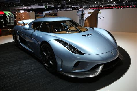 autoart koenigsegg regera 5 geneva show cars that will be diecast 5 that could and