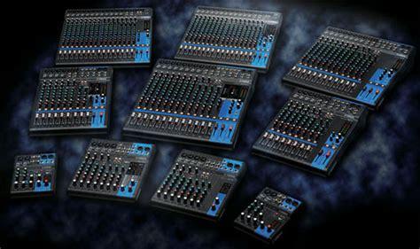 Audio Mixer Yamaha Terbaru mixer audio yamaha seri mgxu paket sound system