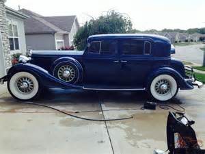 1933 Buick For Sale 1933 Buick 91 Club Sedan